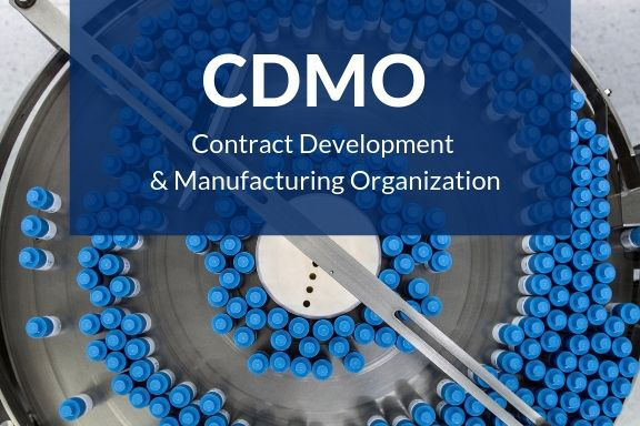 contract development manufacturing organization