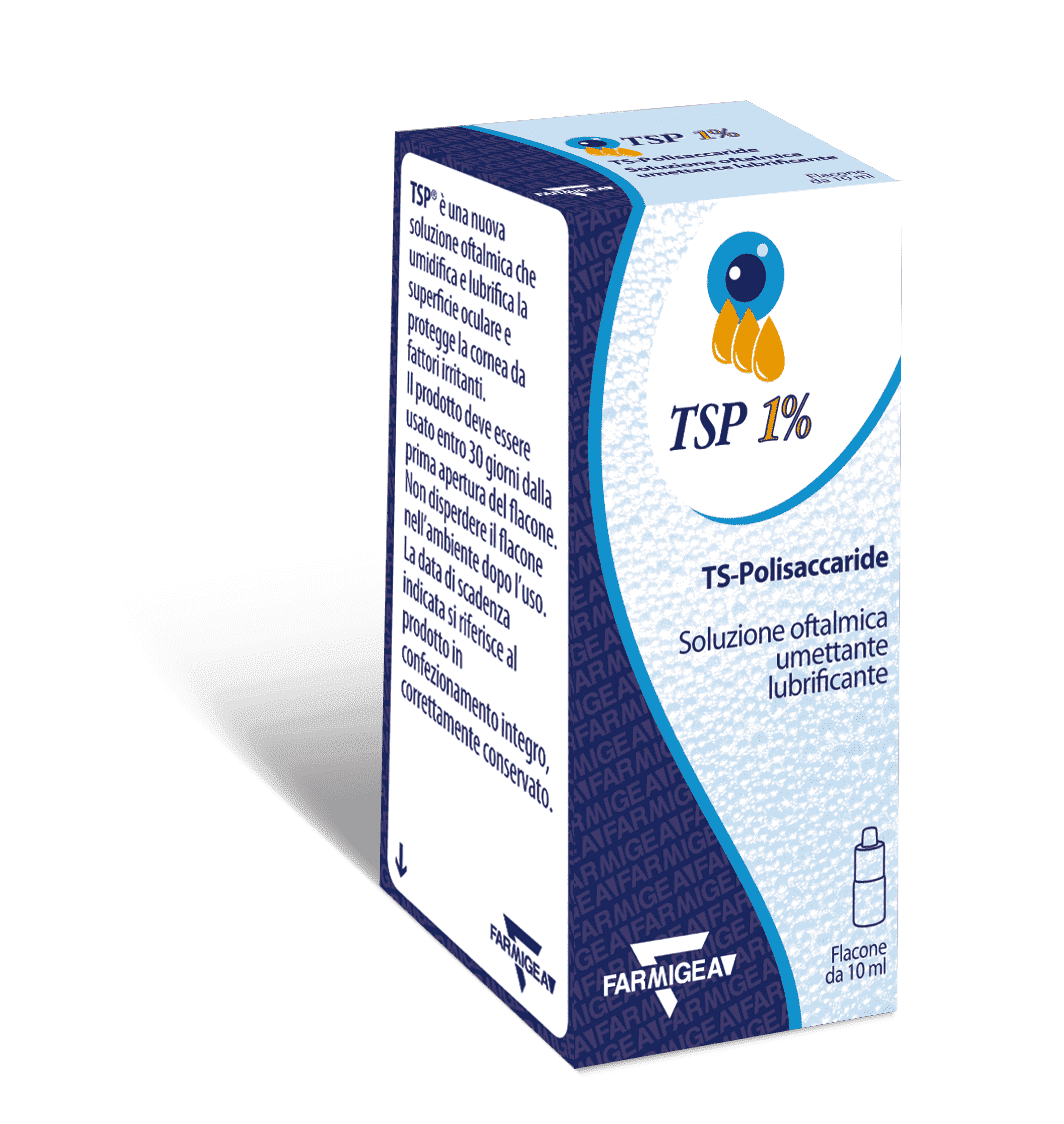 Collirio TSP multidose 1%