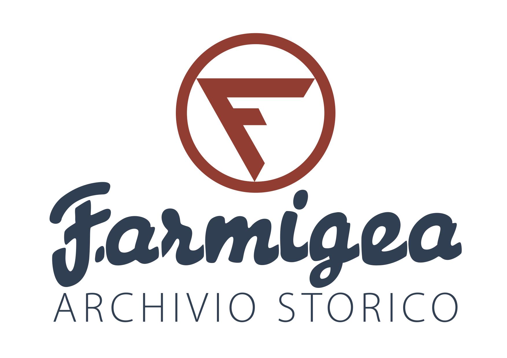 logo archivio storico Farmigea musei impresa